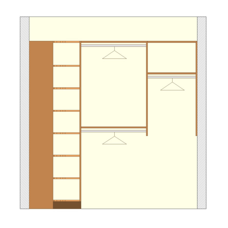 Closetsetc Design Guide Walk In Premium 00001