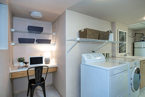 Closetsetc Laundry Room Example