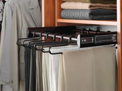 Retractable Pant Rack