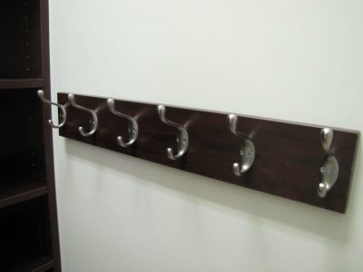 Traditional Brushed Nick Hook Bar