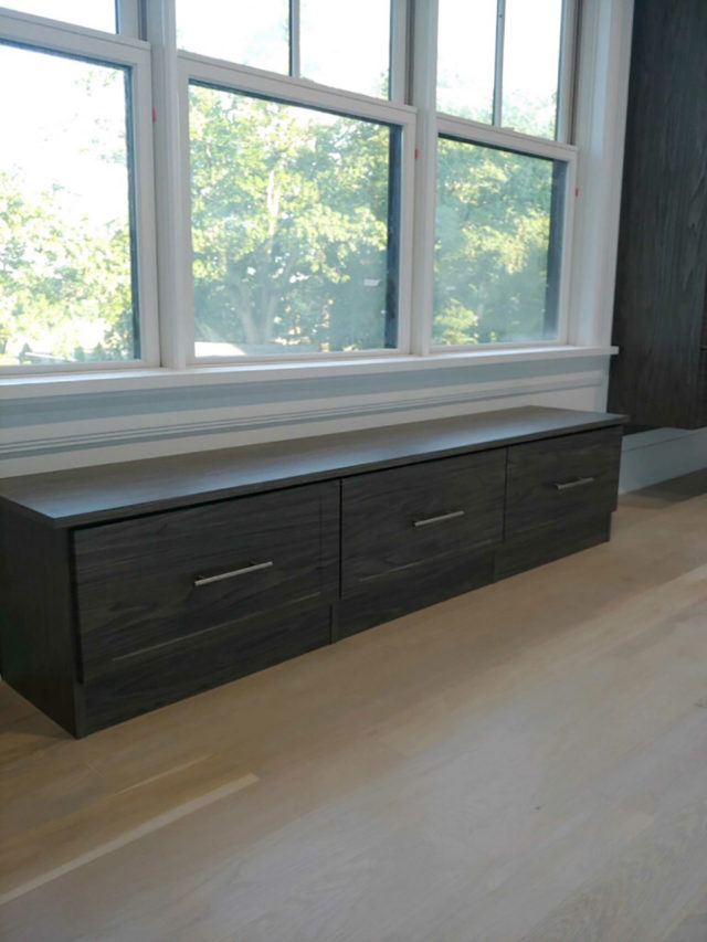 Tete A Tete Bench With Drawers