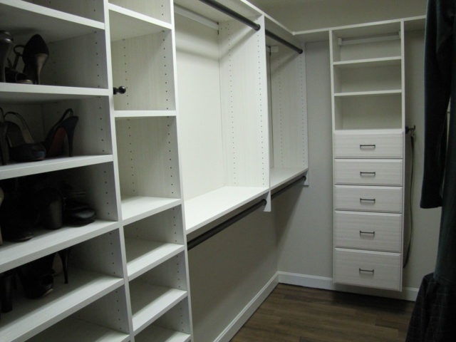 White Chocolate With Classic Drawers
